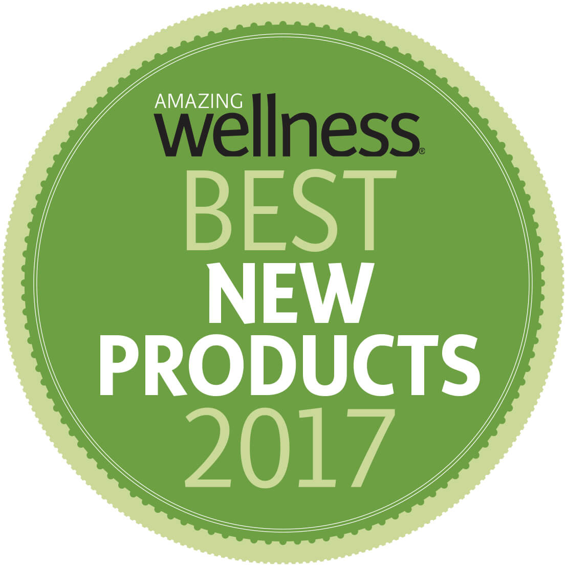 Wellness Best New Products 2017