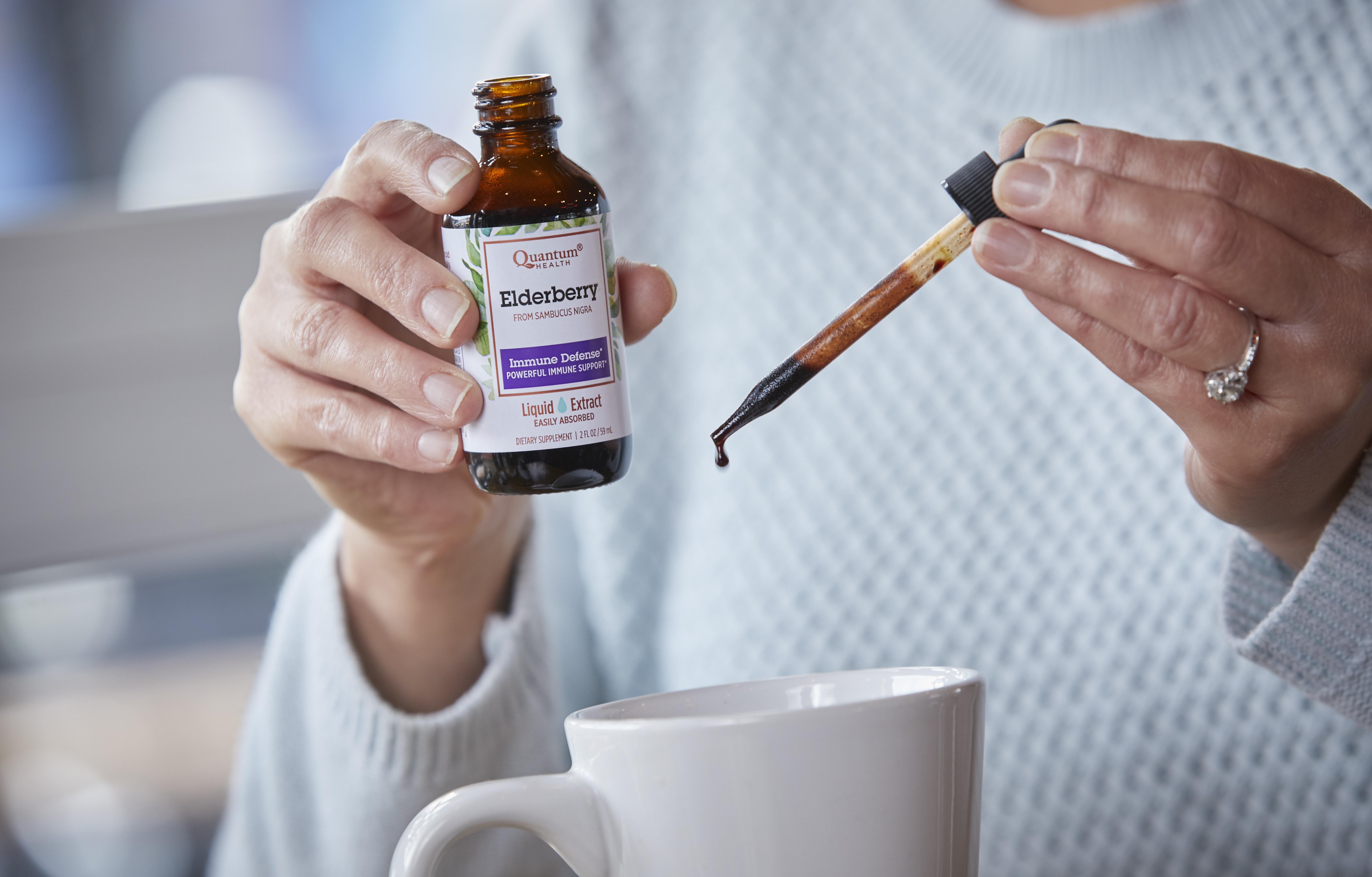 Elderberry Extract for Immune Support