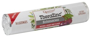 Zinc Echinacea Lozenges in a Convenient Travel Roll