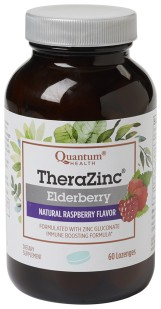 Immune Support from Zinc Plus Elderberry Extract