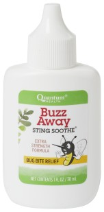 Calms bug bites and soothes stings. Provides itch relief from a unique herbal blend of plant-based essential oils.