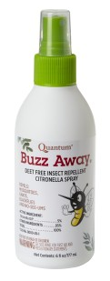Effective DEET-free protection that is safe for the whole family.